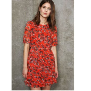 Urban Outfitters| Pins & Needles Floral Dress S
